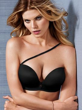 Add 2 Cups Multi-Way Push-Up Bra + Thong Panty (фиолет). Комплект